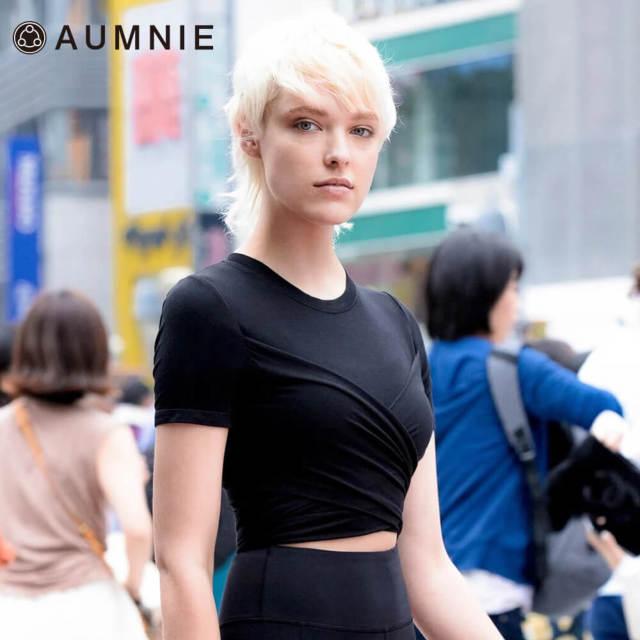 【アムニー】CTラップT ブラック