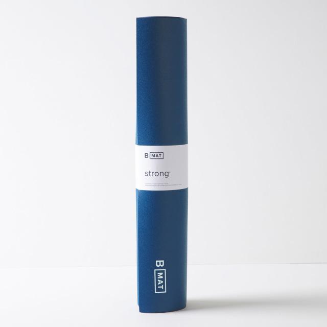 【ビーヨガ】Bマット ストロング6mm/ディープパープル