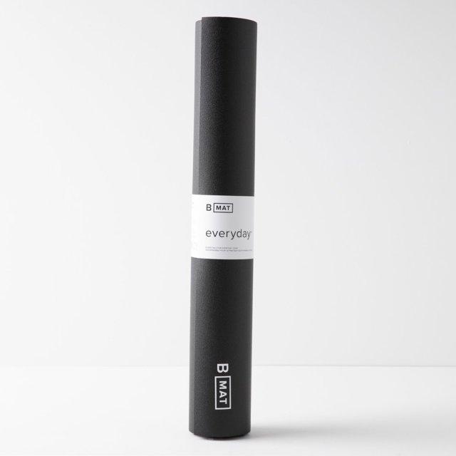 【ビーヨガ】Bマット エブリデイ4mm/ブラック