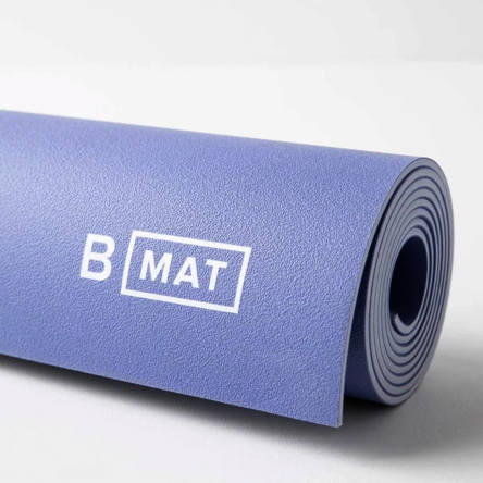 【ビーヨガ】Bマット エブリデイ4mm/モーニングブルー(限定カラー)