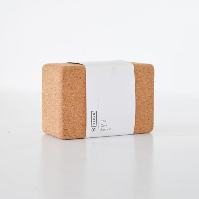 【ビーヨガ】The Cork Block 4(厚さ約10cm)