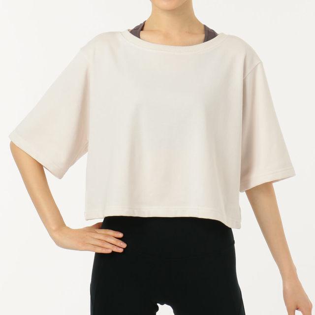 【チャコット】バックタックTシャツ