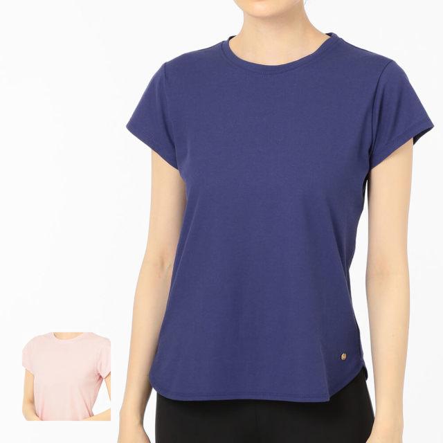 【チャコット】コンパクトTシャツ