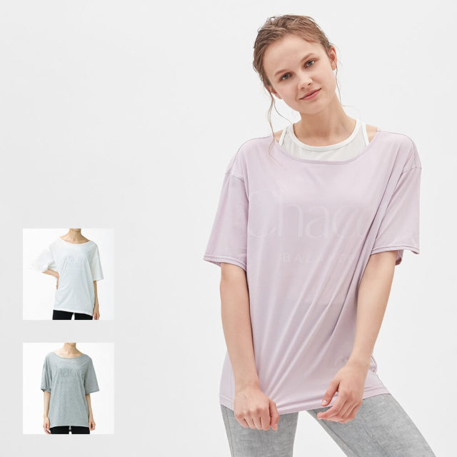 【チャコット】ビッグTシャツ