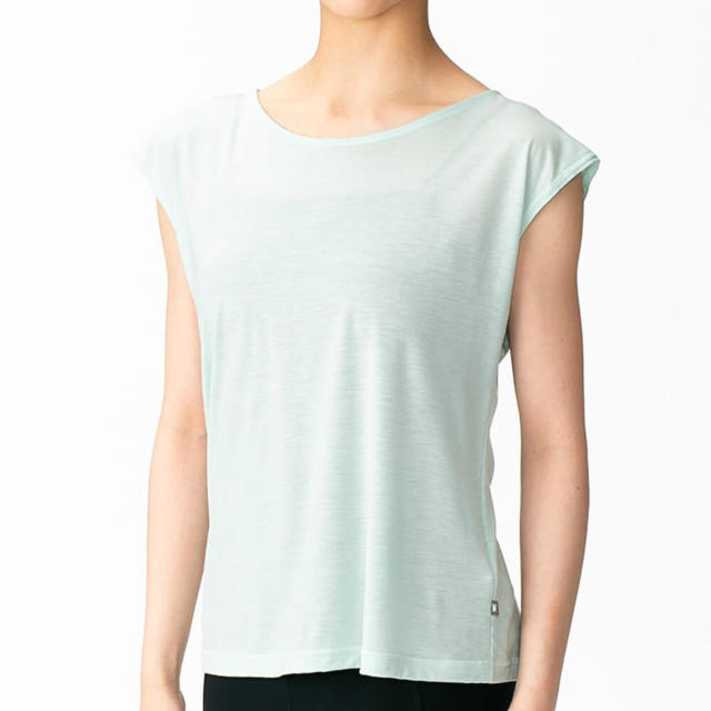 【チャコット】2wayTシャツ