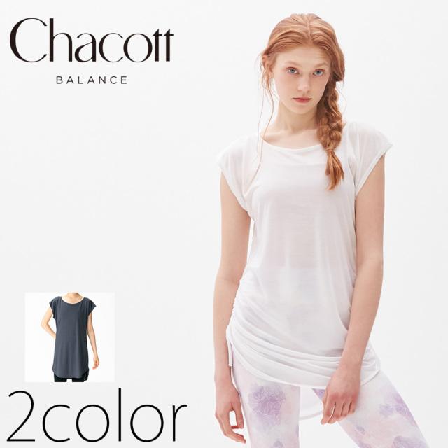 【チャコット】ワンピースTシャツ