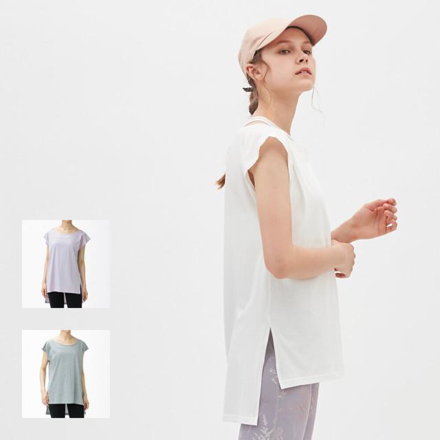 【チャコット】ワンピースシャツ