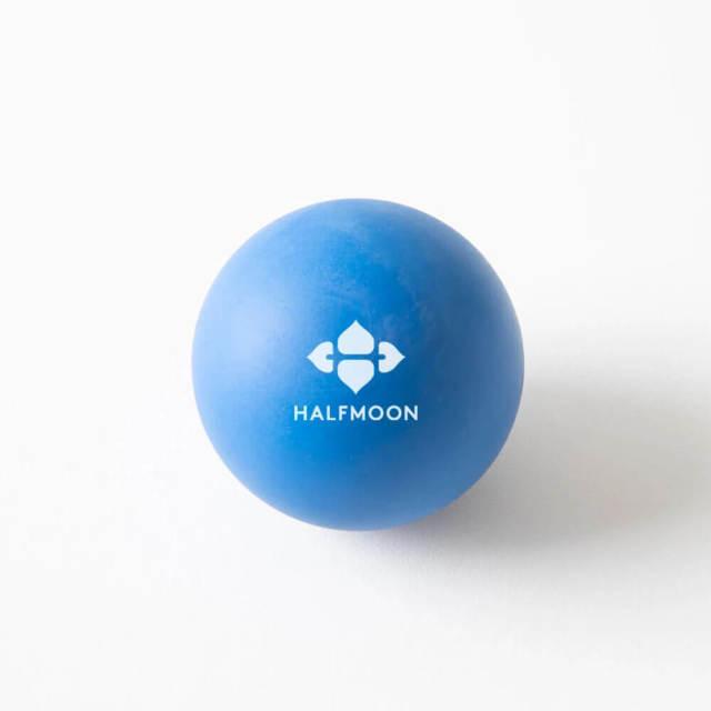 【ハーフムーン】ナチュラルラバーボール(ジャンボサイズ)