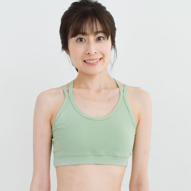 【リンダワークス】クロスブラ/抹茶