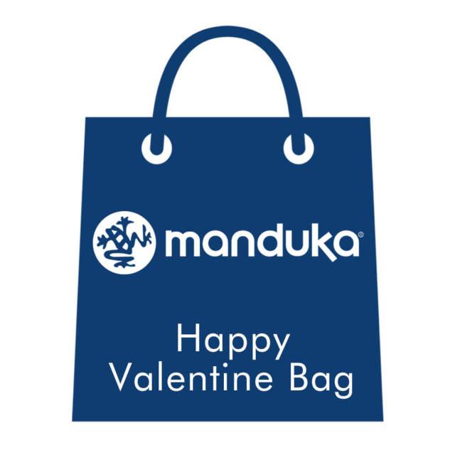 【マンドゥカ】ハッピーバレンタインバッグ Men's