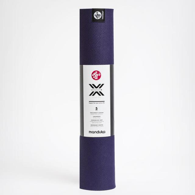 【マンドゥカ】エックス ヨガマット(5mm)/マジック