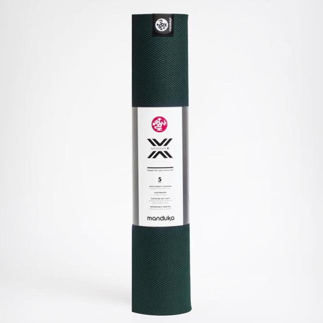 【マンドゥカ】エックス ヨガマット(5mm)/スライブ