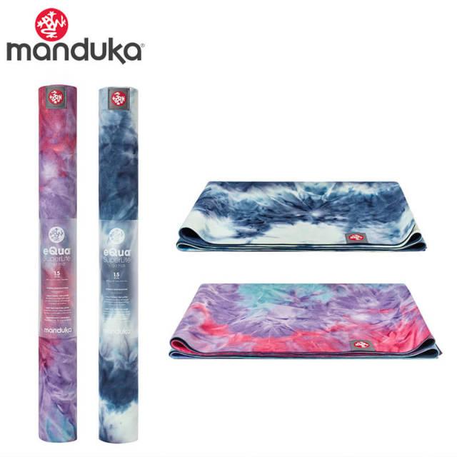 【マンドゥカ】eQua スーパーライト ヨガマット(1.5mm)