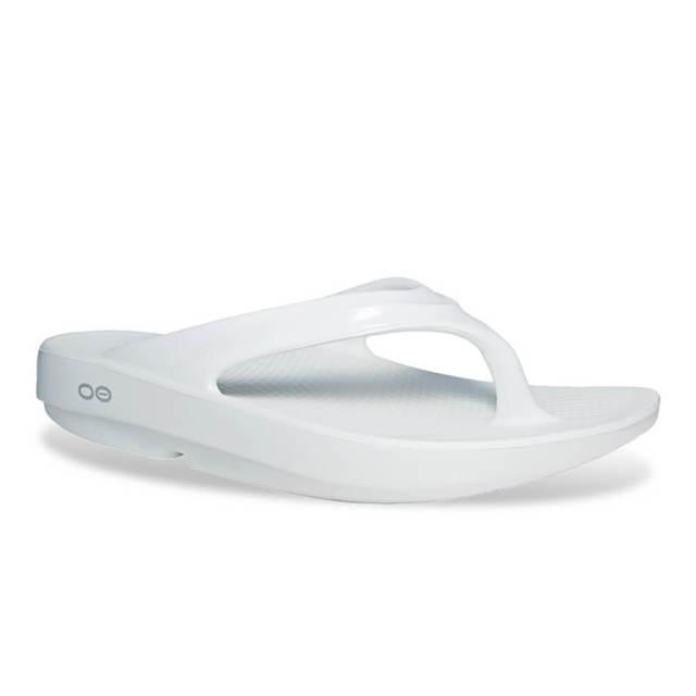 【ウーフォス】OOlala - White/White