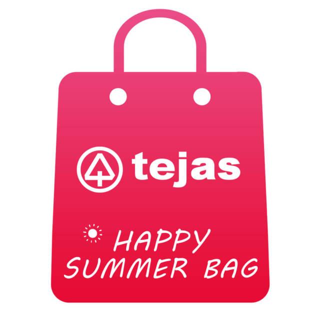 【テジャス】HAPPY BAG 2021 SUMMER