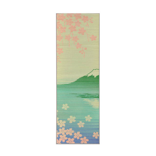 【畳ヨガ】畳ヨガマット/SAKURA富士