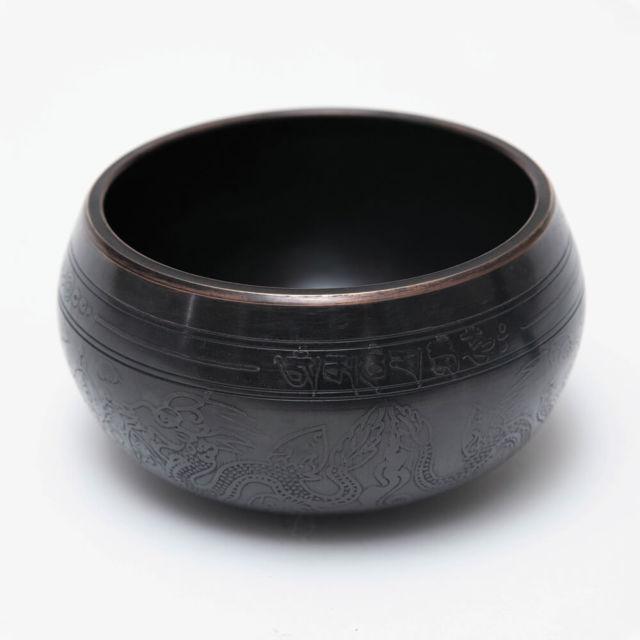【オリジナル】7メタルシンギングボウル(M-5)/Mサイズ