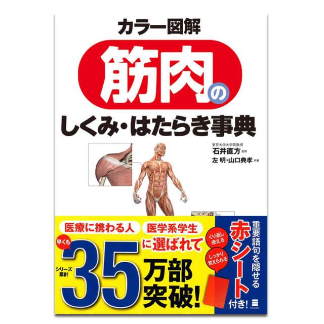 【石井直方監修】筋肉のしくみ はたらき事典